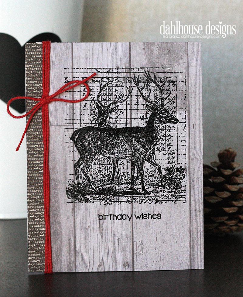 dahlhouse designs | birthday wishes 12.2014