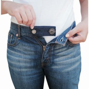 The Muffin Top Stopper is one brand of waistband extenders. (Photo: Muffin Top Stopper)
