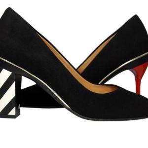 Tanya Heath makes shoes with interchangeable heels. (Photo: Tanya Heath)