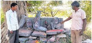 Dahod - દાહોદના ગઢોઇમાં રાવણના મંદીરની હયાતી, દશેરાએ પૂજા પણ થઇ