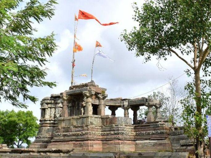 છોટાઉદેપુર જિલ્લાના પૂર્વ દક્ષિણ સરહદી ત્રિભેટે, ઋષિ કલ્હંસની તપોભૂમિનું હાંફેશ્વર શિવ મંદિર છે - Divya Bhaskar