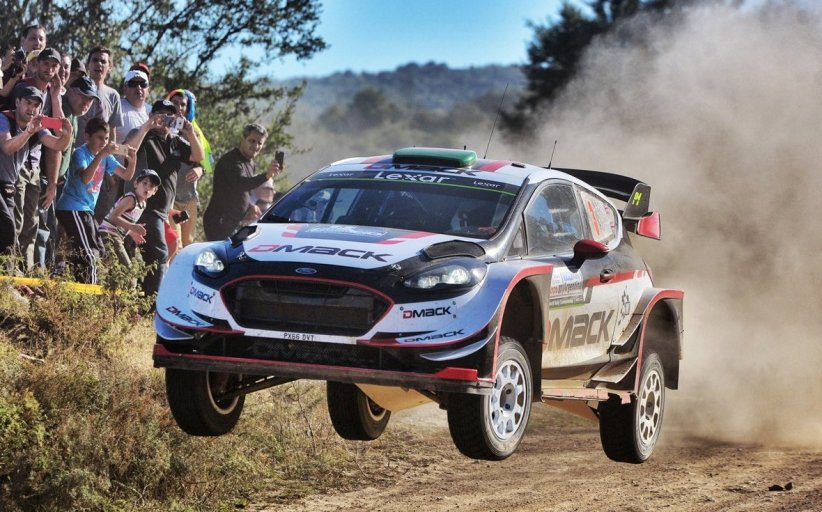 Evans Ready To Fight For First World Rally Championship Victory