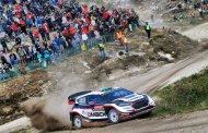 Evans Recovers To Claim Best Finish On Rally Portugal