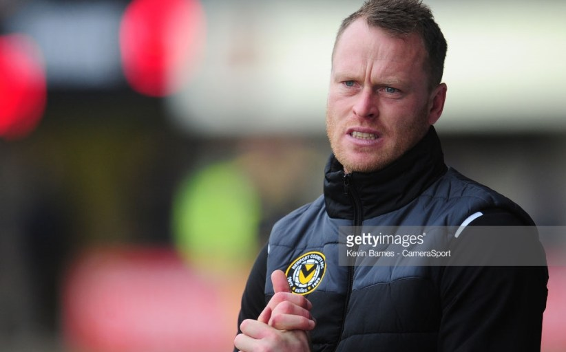 Newport County Celebrate Their Manager's New Baby With Away Win