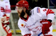 Welshman Alex Symonds Fires Up His Ice Hockey Career