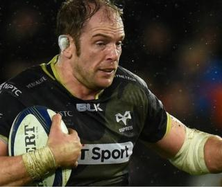 Alun Wyn Jones is to be brought in for his Ospreys return