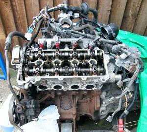 Daihatsu Sirion Rally 4 Engine | Daihatsu Drivers Club UK