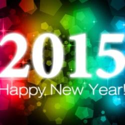 2015年 あけましておめでとうございます!