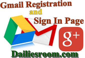 Gmail Account Sign Up on www.gmail.com