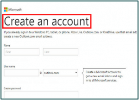 Hotmail login, hotmail registration and more @ hotmail.com