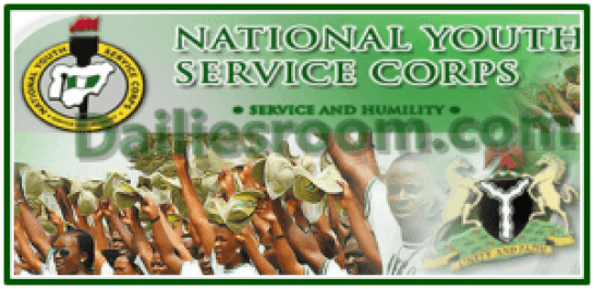 NYSC Orientation Camp Requirement