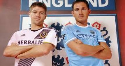 War for Gerrard and Lampard in MLS