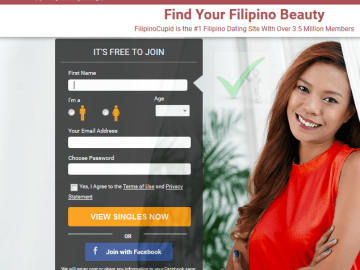 Filipinocupid.com Registration to Meet over 2 million Filipino Ladies