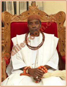 Olu Of Warri, Godwin Edomi Ogiame Atuwatse II Is Dead