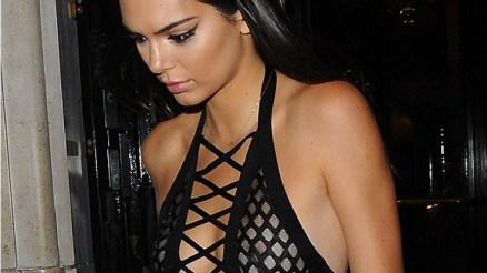 Kendall Jenner Fashion Week
