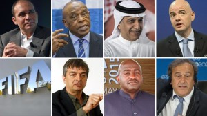 7 Confirmed FIFA Presidential Election Candidatures