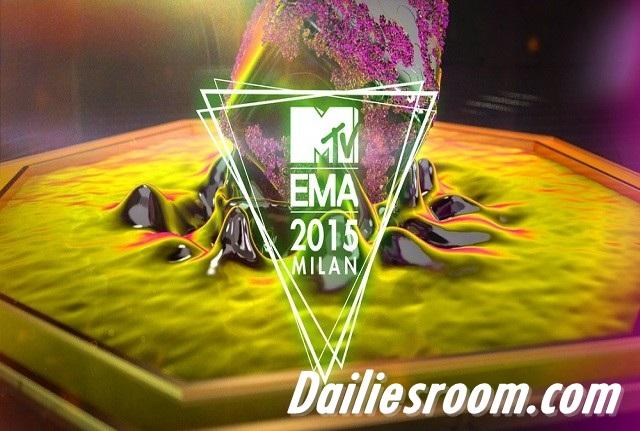 All MTV Europe Music Awards Winners For 2015