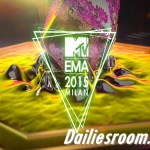 All MTV Europe Music Awards Winners For 2015