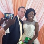 PHOTOS: Nollywood's Susan Peters Marries Dutch Boo, Koen