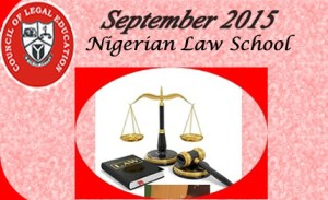 2015 Law School Bar Finals Result For September
