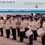 2016 Nigerian Navy Recruitment Portal for Registration