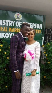 Akpororo Court Wedding Details and Photos