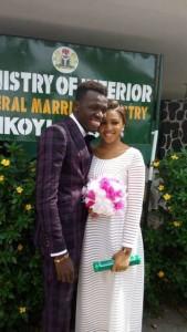 Akpororo Court Wedding Details and Photos