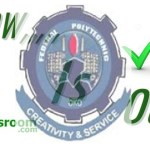 2015 OKO Poly Admission List Release – Check now