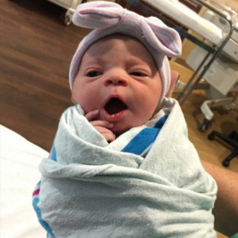 Ice-T and Coco welcome baby girl named Chanel Nicole
