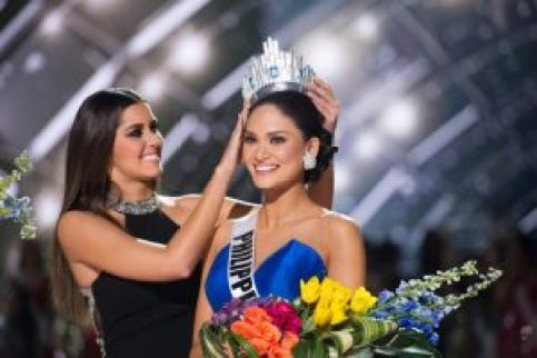 Miss Phillipines crown Miss Universe 2015