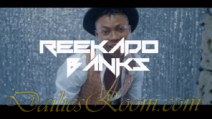Download Sugar Baby by Reekado Banks: video