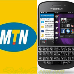 MTN Blackberry Data Subscription Code – BB Data Bundle for MTN