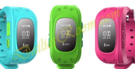Kids GH watch gps tracking Devise - Child gps tracker bracelet