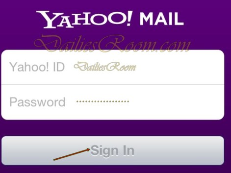 Yahoomail Registration SignIn Both on Desktop and Mobile - www.yahoomail.com