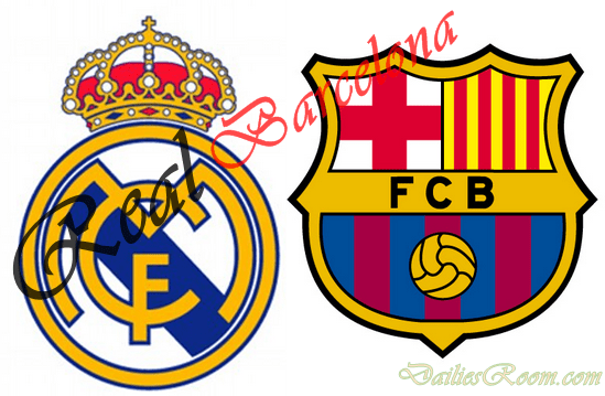 Real Madrid 5 - 1 Sporting Gijon, Barcelona 6 - 0 Athletic Bilbao (MNS vs BBC)