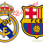 Real Madrid 5 – 1 Sporting Gijon, Barcelona 6 – 0 Athletic Bilbao (MNS vs BBC)