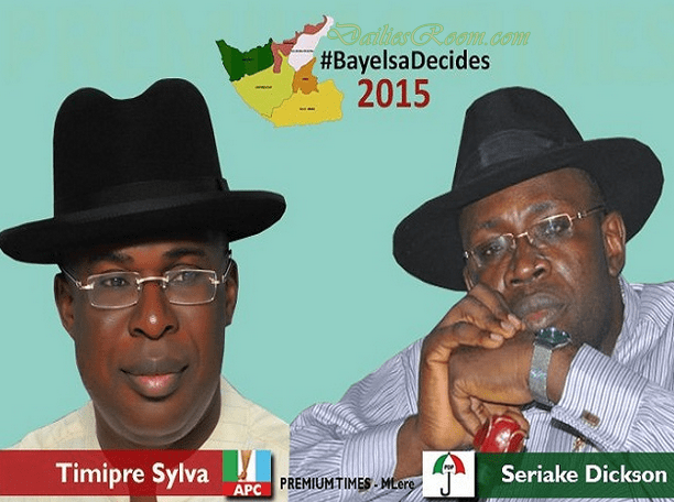 Dickson maintains lead As Bayelsa Governorship Re-Run Election Results