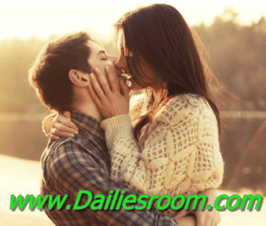 Five Health Benefits Of Kissing in Human