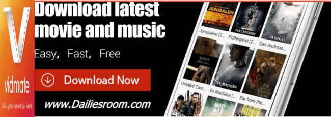 VidMate HD Free Youtube Download App logo
