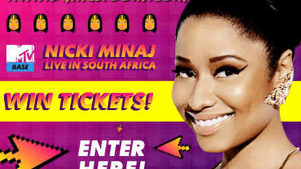 Win Tickets to Nicki Minaj Live in South African
