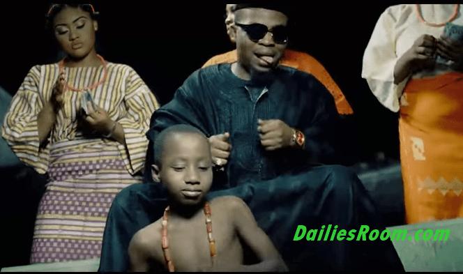 Olamide ft Emmanuella in Abule Sowo