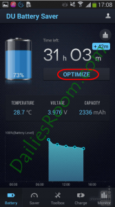 Optimize Android Phone