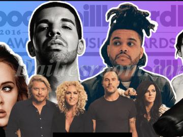2016 Billboard Music Awards Presenters List - The 2016 BBMAs