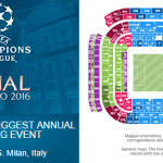 2016 UEFA Champions League Final Tickets @ TicketBis.co.za