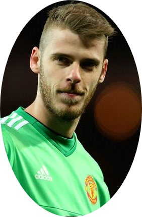 De Gea Set United Player of the Year award Record Equal Cristiano Ronaldo