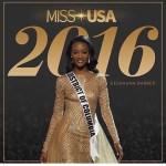 Deshauna Barber Wins 2016 Miss USA