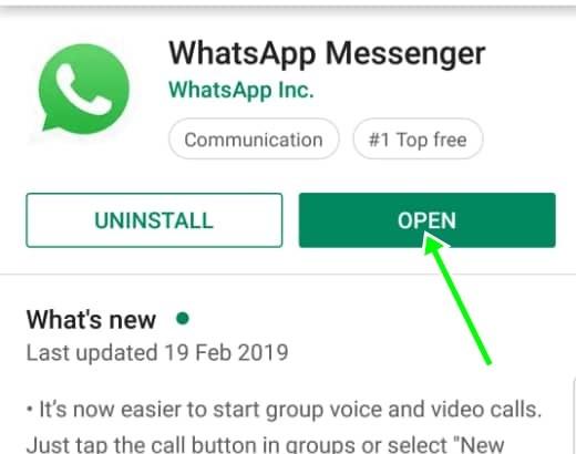 Create New WhatsApp Account - Sign Up Whatsapp - Whatsapp.com