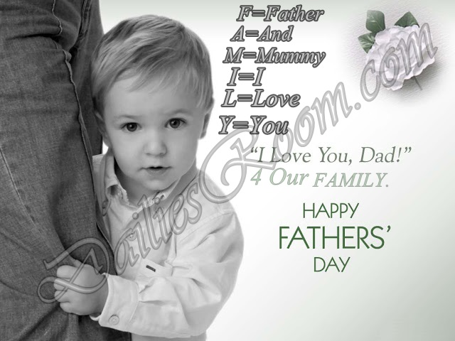 Inspirational Famous Happy Fathers Day Wishes - Quotes - Messages - Saying - SMS - Poems