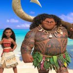 "Watch and Download Disney First ""Moana"" teaser trailer released, Starring Dwayne Johsnon"