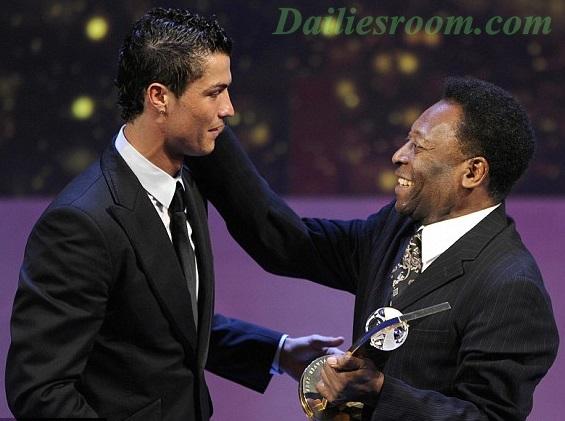 Brazilian legend Believes Cristiano Ronaldo is The Best In The World